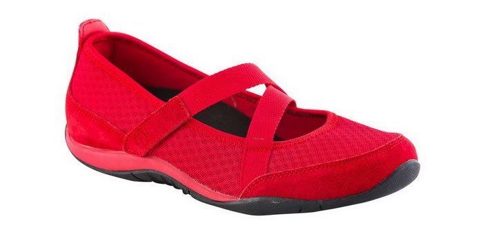 Orthaheel mel red