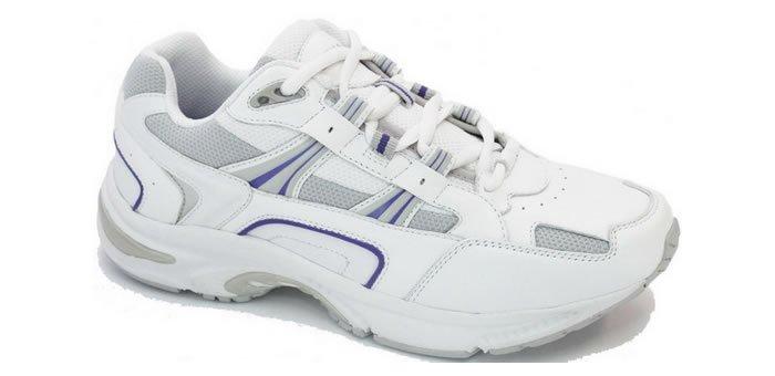 Orthaheel x trainer purple
