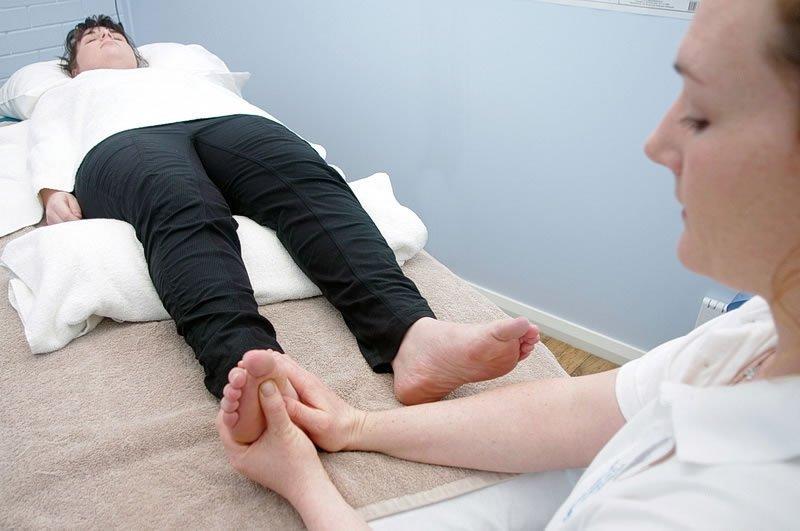 Reflexology Massage, AS Smart Esperance WA